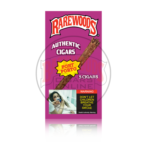 Rarewoods Backwoods Port Cigars online for sale