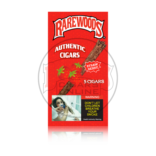 Rarewoods Backwoods Strawberry Cigars online for sale