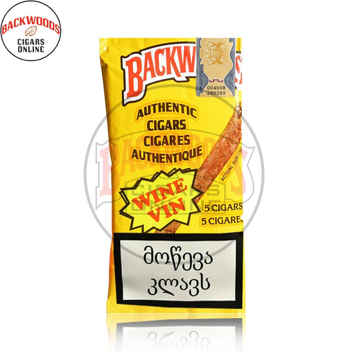 Backwoods Wine Cigars - Backwoods Cigars Online