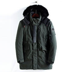 Warm Outwear Winter Jacket | Men Windproof