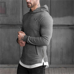 Mens Camouflage Hoodies Fashion | Bodybuilding jacket Sweatshirts sportswear