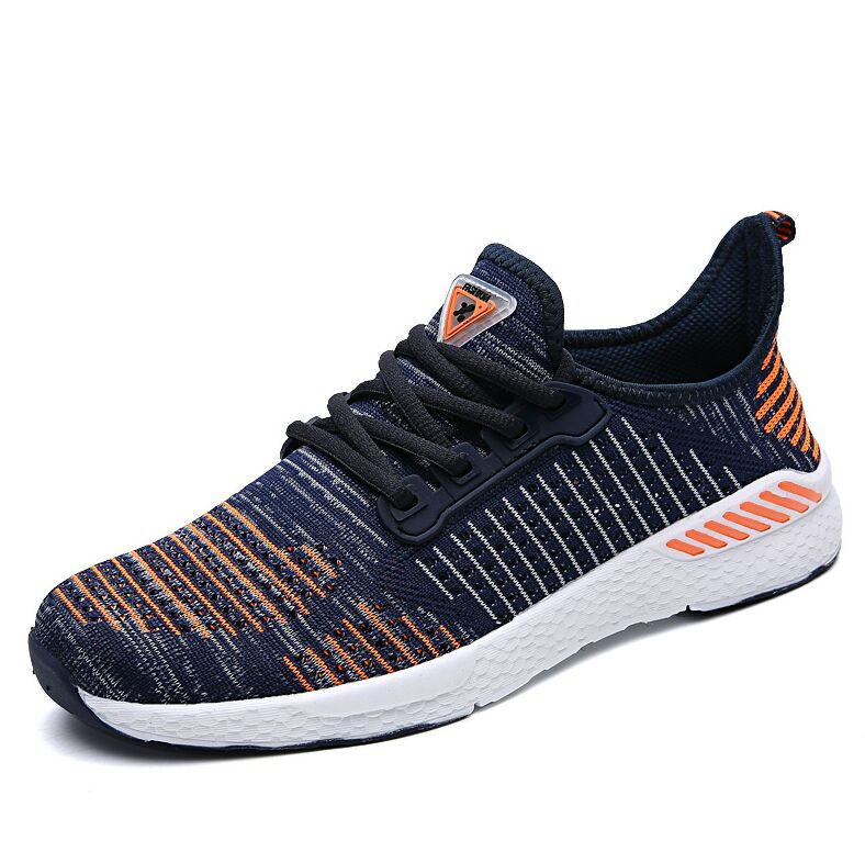 Lightweight Men Running Shoes | Breathable Cushion Air Shoe - ShopTug