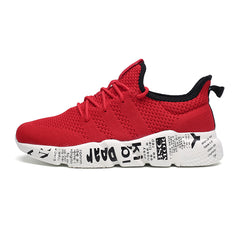 Lightweight Men Running Shoes | Breathable Cushion Air Shoes Mens Shoes Casual Breathable - ShopTug