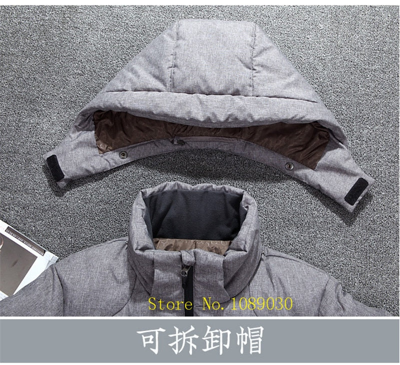 Men's Shark brand jackets | windbreaker high quality parka men