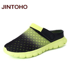Sandal Summer Beach Men Shoes | Water Male Slippers | Fashion Slides Cheap Shoes - ShopTug
