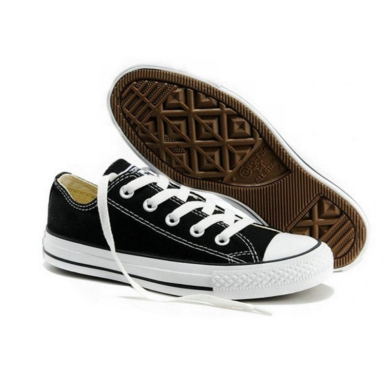 ccefc7c80e7 ... Original Converse all star canvas shoes men s and women s sneakers for  men women low classic Skateboarding ...