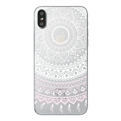 Phone Case For Apple iPhone X Cute Cats Corky Flamingo Dreamcatcher Beautiful Girls Letters Phone Shell Capa Bag for iPhone X 10 - ShopTug