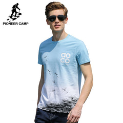 Cotton T-shirt for men | Pioneer Camp