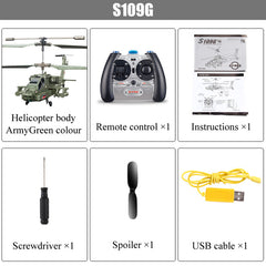 Remote Control RC Helicopter - ShopTug
