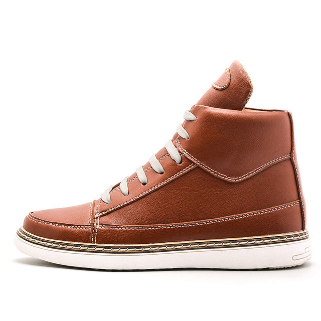 Hecrafted brand men casual shoes comfortable fashion men shoes