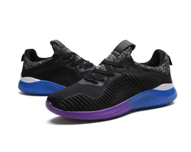 Shoes for jogging outdoors - low cut, comfortable, light weight - ShopTug