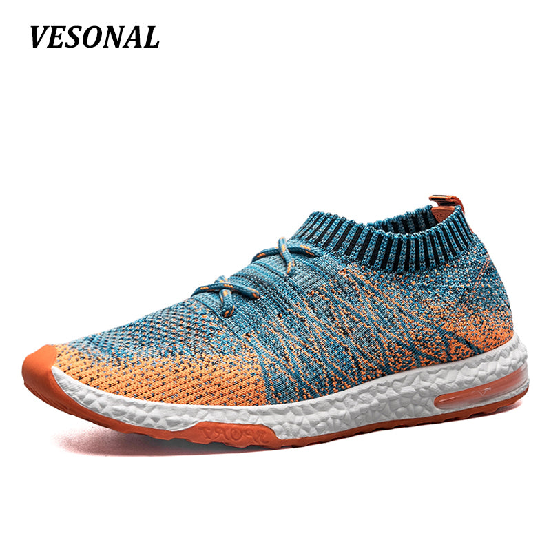 Breathable Mesh Summer Men Casual Shoes