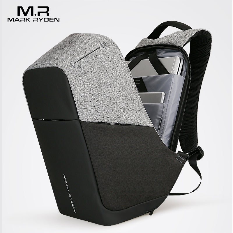 Laptop Backpacks For Teenager with Multifunction USB charging | Travel backpack with anti thief alert - ShopTug