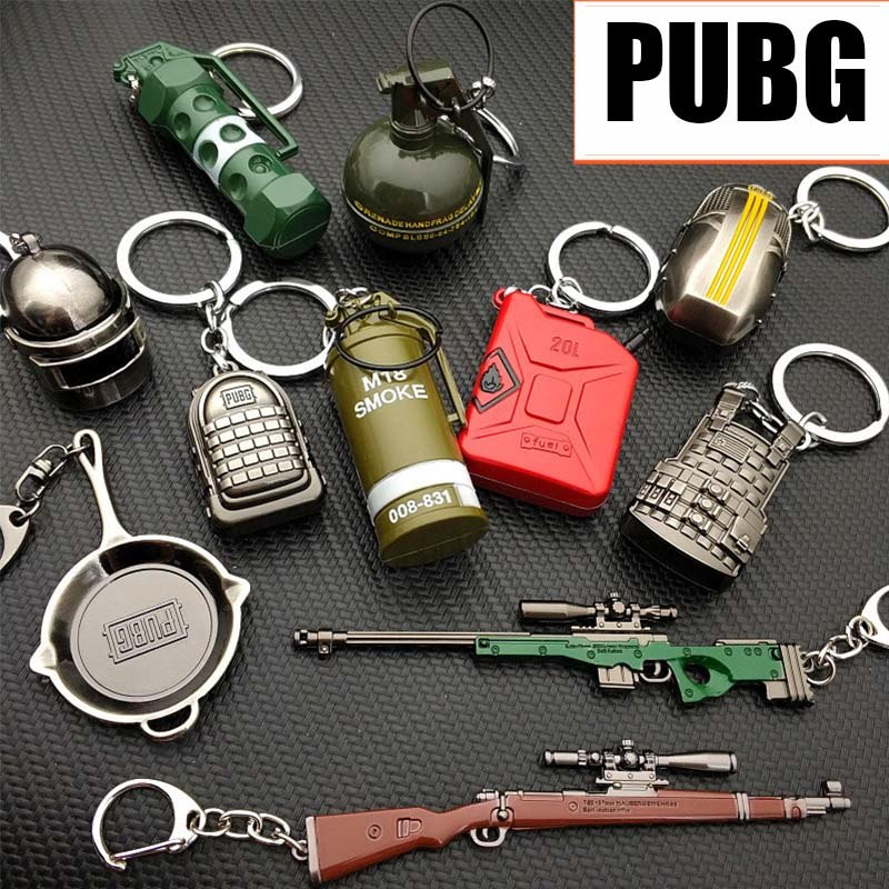 PLAYERUNKNOWN'S BATTLEGROUNDS Key Chain | PUBG