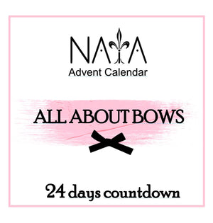 All About Bows Advent Calendar Pre-Sale || 24 Day Countdown