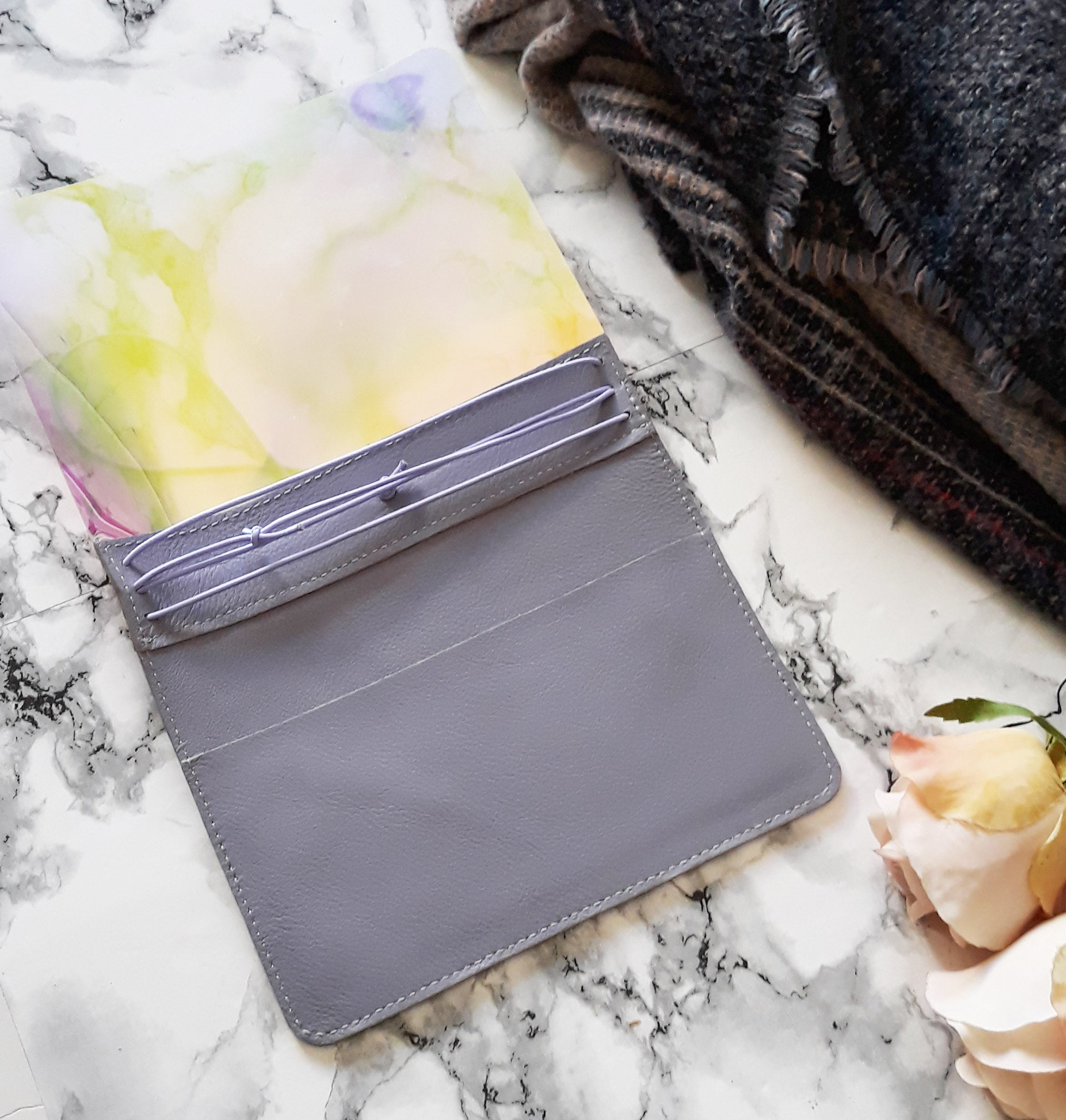 Collab Naya Paperie X Planning Jani B6- Dusty Lilac