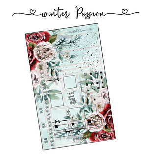 Hobonichi Weeks Winter Passion kit