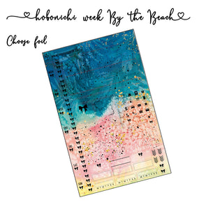 Hobonichi Weeks By the Beach kit