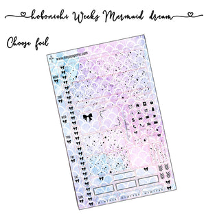 Hobonichi Weeks Mermaid Dream Bundle