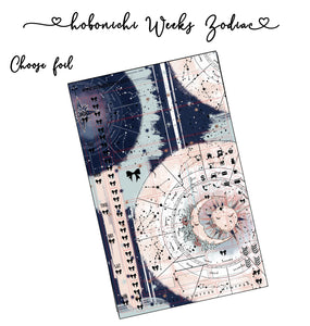 Hobonichi Weeks Zodiac Kit