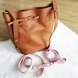 Adjustable shoulder strap/drawstring for Elena Hand Bag