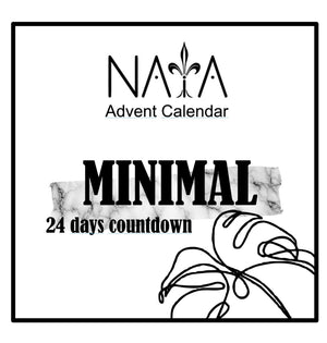 Minimal Advent Calendar Pre-Sale || 24 Day Countdown