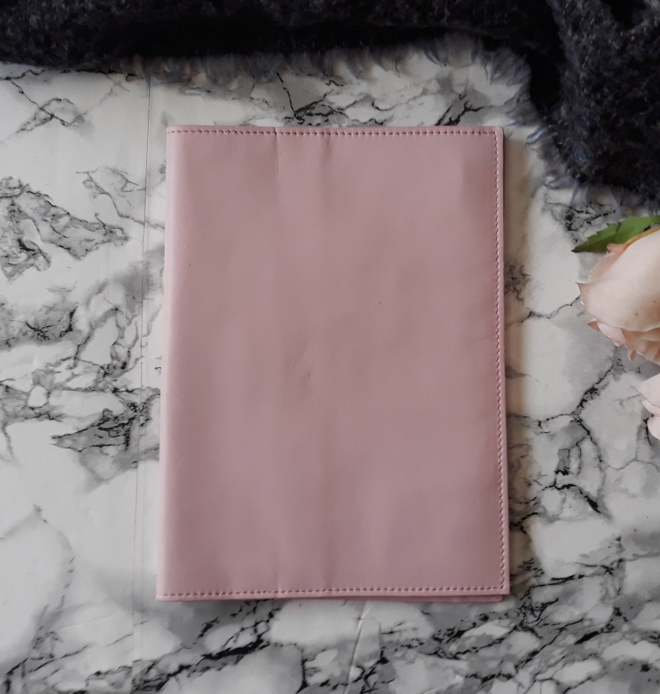 Strawberry Latte A5 journal cover