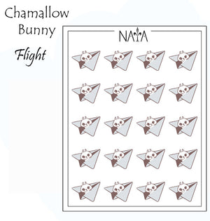 Chamallow Bunny Flight