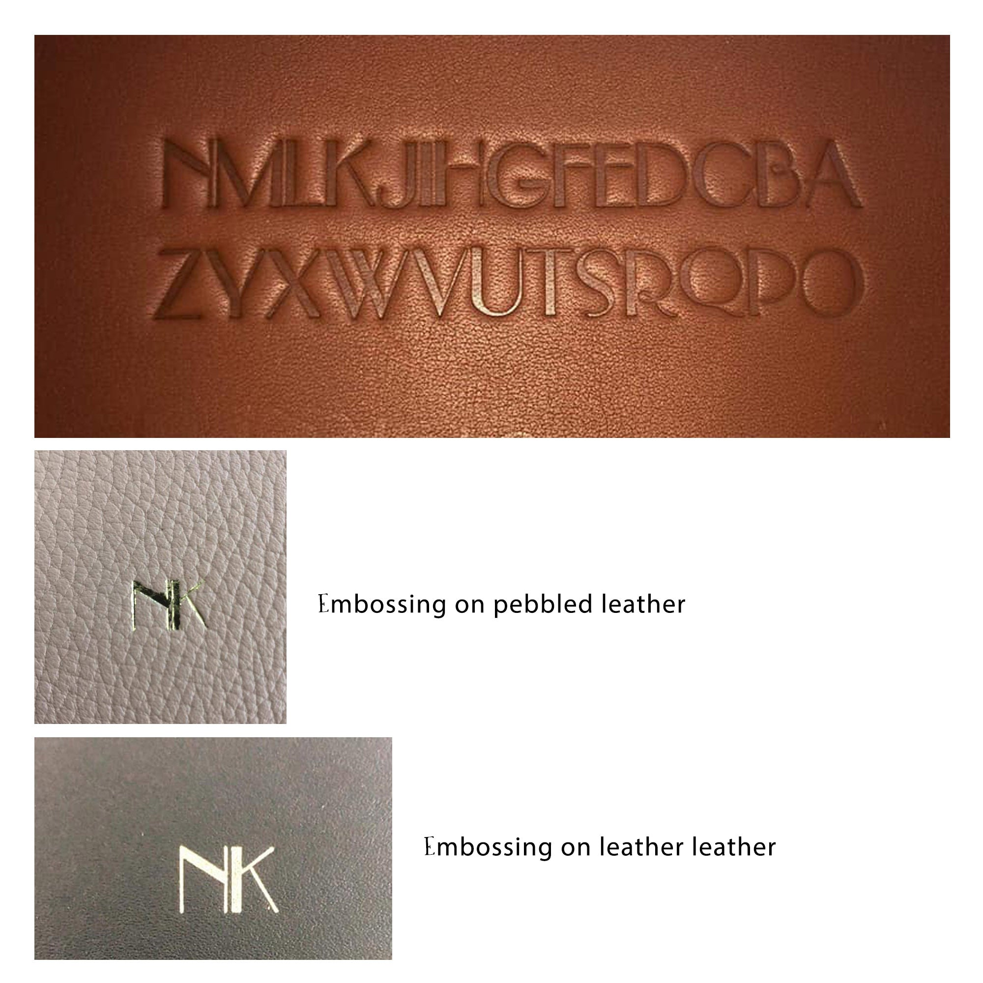 Embossing add-on