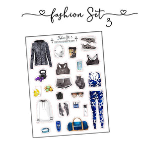Fashion Set Stickers 3