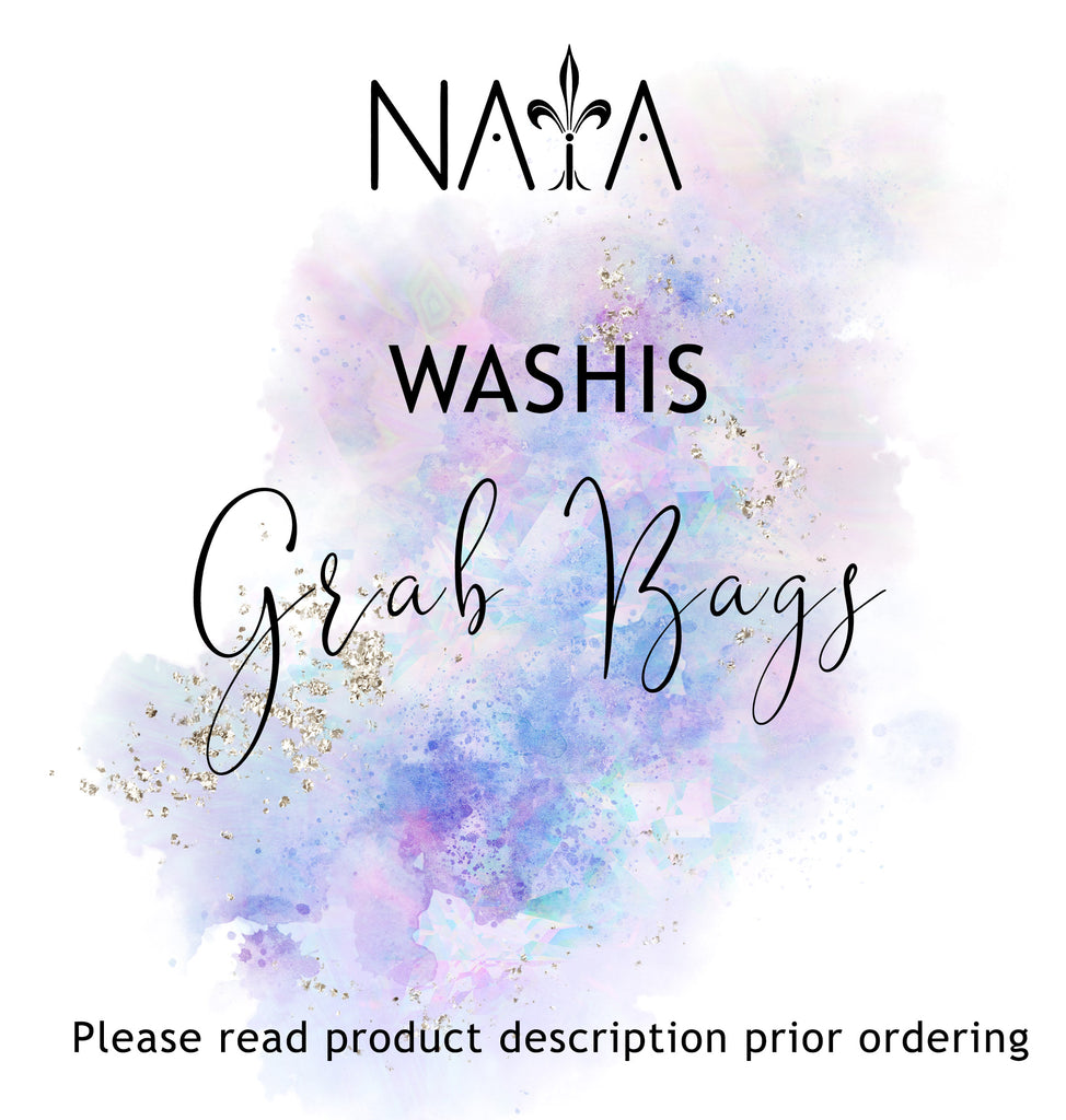 Grab Bag ! 10 Washis