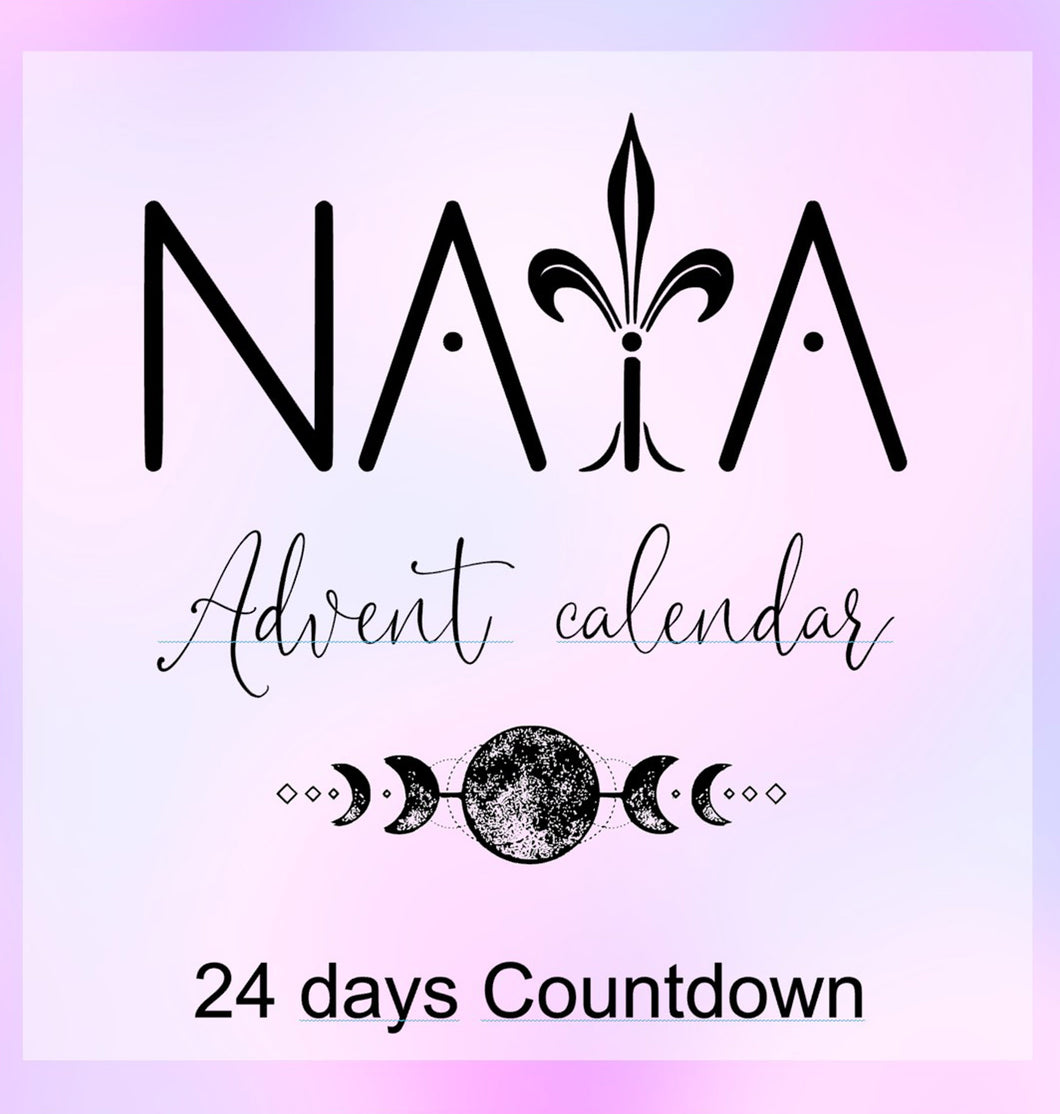 Advent Calendar Pre-Sale || 24 Day Countdown
