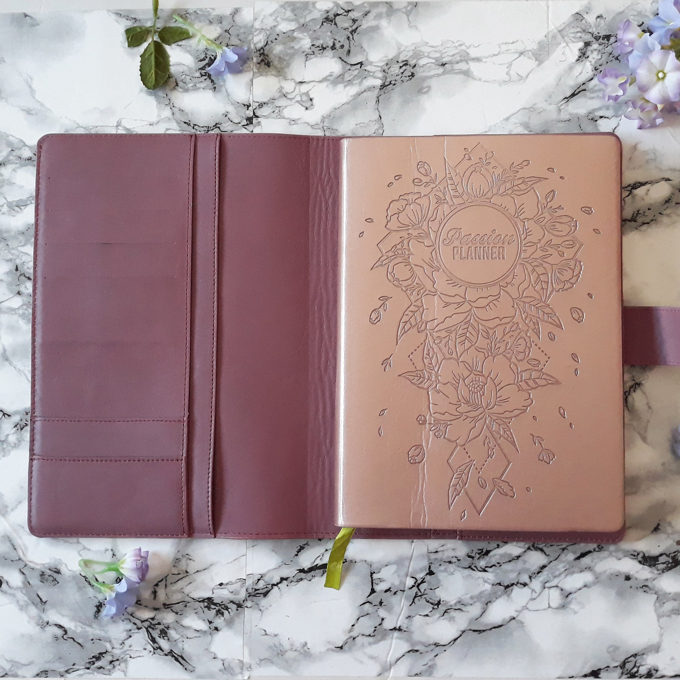 Passion Planner (Medium) Cover