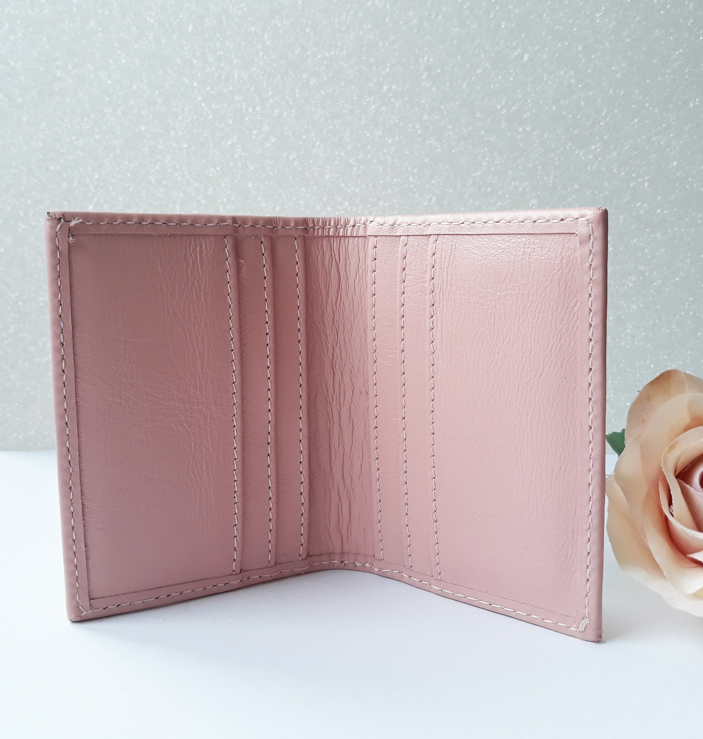 Sakura card holder