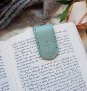 Waterfall magnetic bookmark