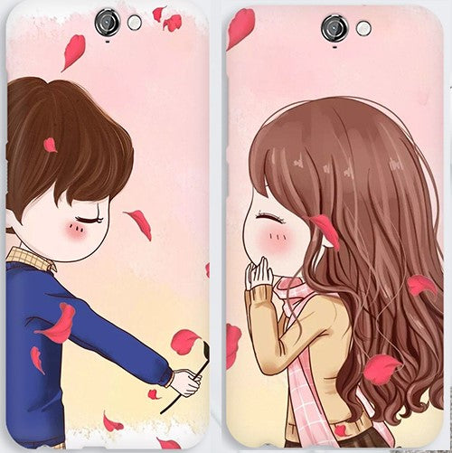 Couple's Phone Covers