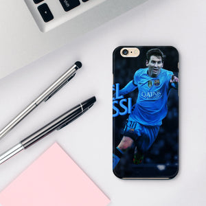 Messi blueish  Phone Cover