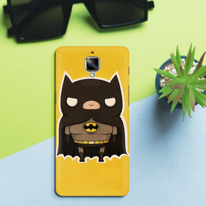 Detective Man Call For Phone Cover