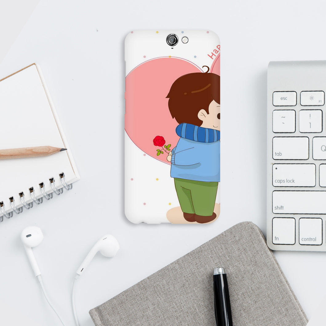 Cute boy kid  Phone Cover