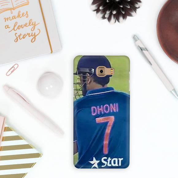 MS Dhoni 7 star Phone Cover