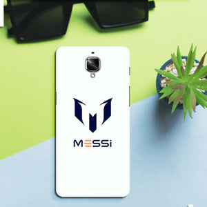 MESSI White Phone Cover