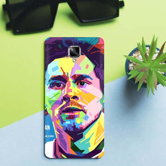 MESSI color art Phone Cover