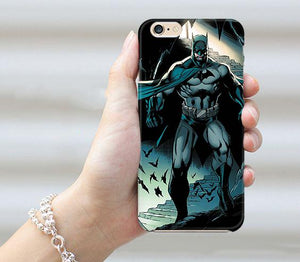 Batman Comic Book Phone Cover