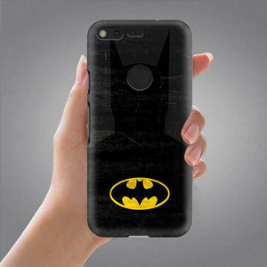 Batman Logo Paper Phone Cover