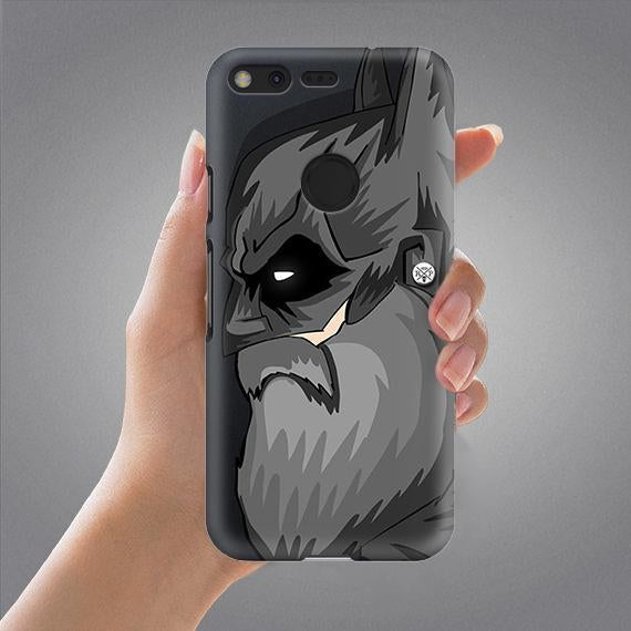 Bearded Batman Phone Cover
