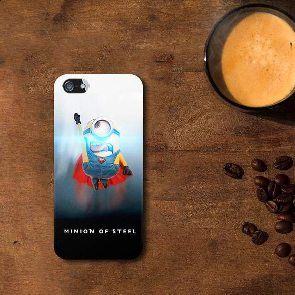 Minion-Of-Steel-Phone-Cover