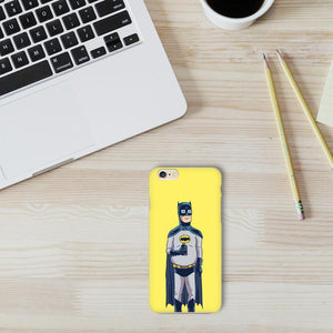 Dorky Batman Phone Cover