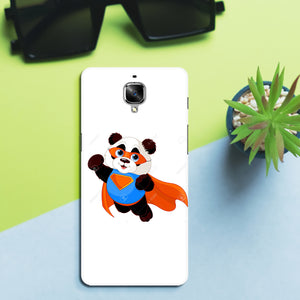 cute Panda Fly Phone Cover