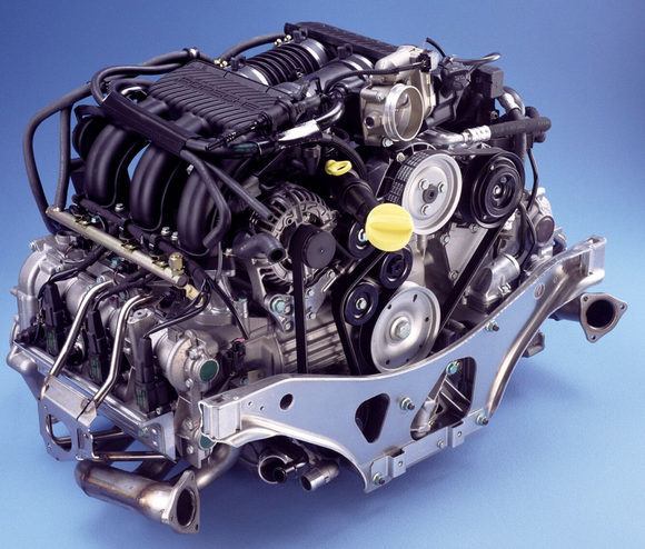 Porsche - Engines and Transmissions