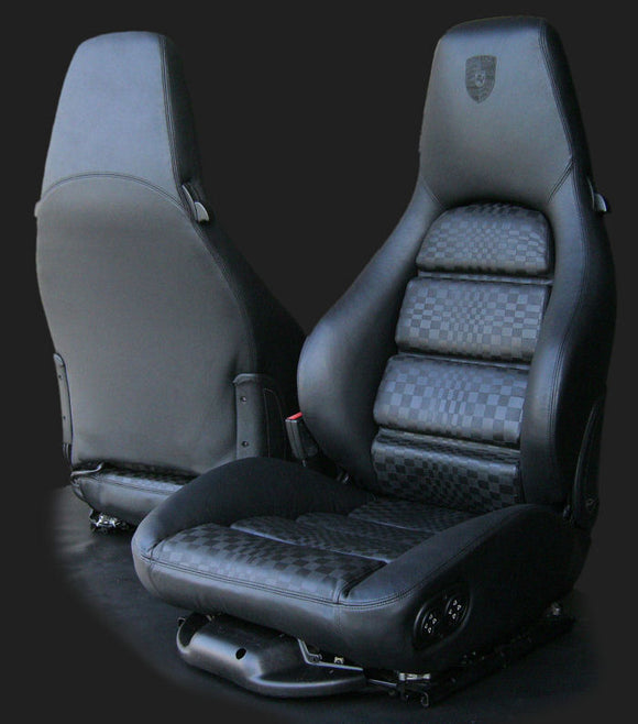 Porsche - Seats Das Nine